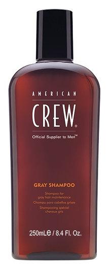 """Шампунь для седых и седеющих волос """"Classic Grey Shampoo""""  American Crew"""