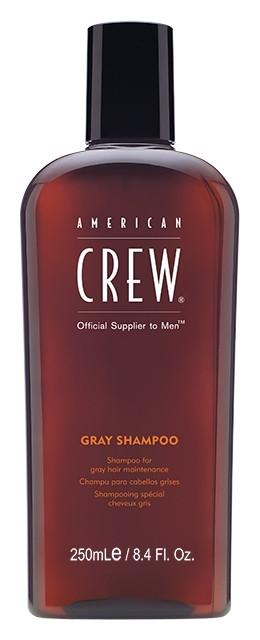 Шампунь для седых и седеющих волос Classic Grey Shampoo American Crew