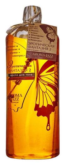 """Масло массажное для тела """"Романтический фантазия для двоих""""  Aroma Jazz"""
