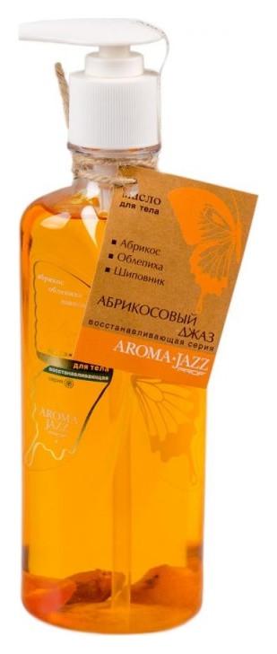 Массажное масло Абрикосовый джаз Aroma Jazz