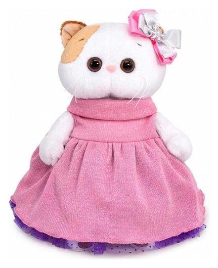 Мягкая игрушка «Ли-ли в платье с люрексом», 24 см Басик и Ко