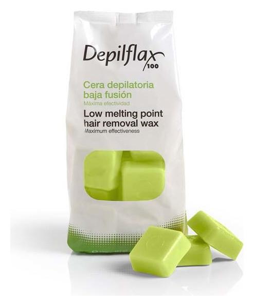 Горячий воск в дисках Аргановый Depilflax