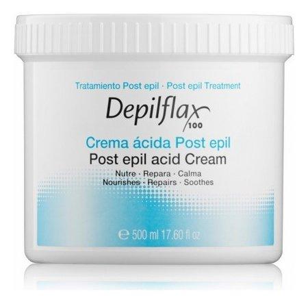 Сливки для востановления PH баланса кожи  Depilflax