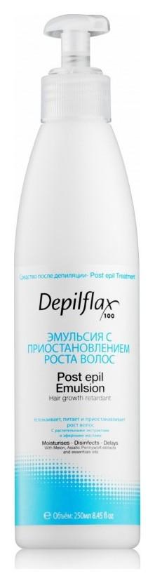 Эмульсия после депиляции с замедлением роста волос Depilflax