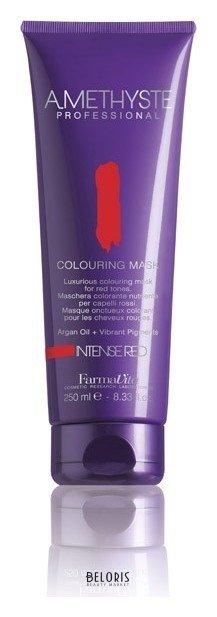 Маска для волос FarmaVita, Оттеночная маска для волос Colouring Mask , Италия, Красный  - Купить
