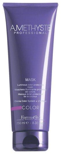 Маска для окрашенных волос Color mask FarmaVita Amethyste