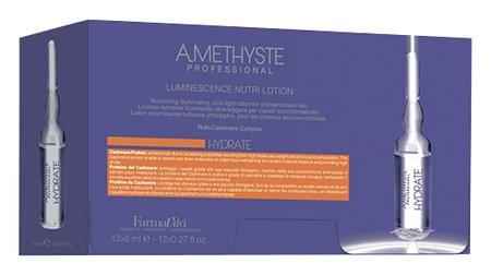 Лосьон люминесцирующий для сухих и поврежденных волос Hydrate luminescence FarmaVita Amethyste