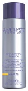 Шампунь для жирной кожи головы Regulate sebo controll shampoo  FarmaVita