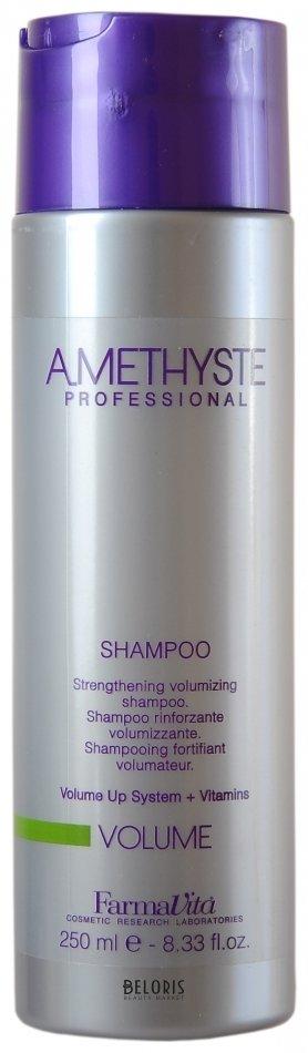 Шампунь для волос FarmaVita, Шампунь для объема Volume shampoo , Италия  - Купить
