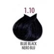 Стойкая крем-краска Life Color Plus Тон 1.10 Сине-черный