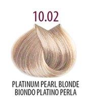 Тон 10.02 Платиновый блондин жемчужный  FarmaVita