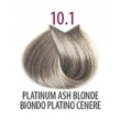 Стойкая крем-краска Life Color Plus Тон 10.1 Платиновый блондин пепельный