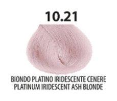 Тон 10.21 Платиновый блондин перламутрово-пепельный  FarmaVita