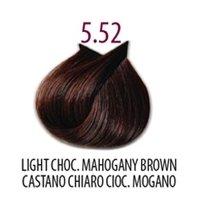 Тон 5.52 Светло-каштановый шоколадный  FarmaVita