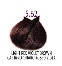 Тон 5.62 Светло-каштановый фиолетово-красный  FarmaVita