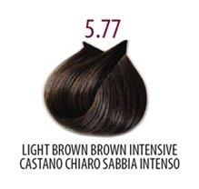 Тон 5.77 Средний интенсивный коричневый кашемир  FarmaVita