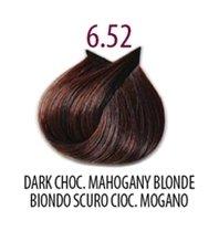 Тон 6.52 Темный блондин шоколадный  FarmaVita