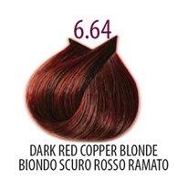 Тон 6.64 Темный блондин медно-красный  FarmaVita