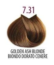 Тон 7.31 Блондин золотисто-пепельный  FarmaVita