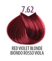 Тон 7.62 Блондин фиолетово-красный  FarmaVita
