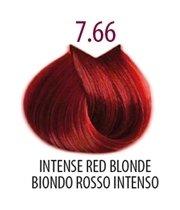 Тон 7.66 Блондин насыщенно-красный  FarmaVita
