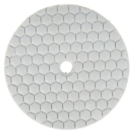 """Алмазный гибкий шлифовальный круг Tundra """"Черепашка"""", для сухой шлифовки, 100 мм, № 5000  Tundra"""