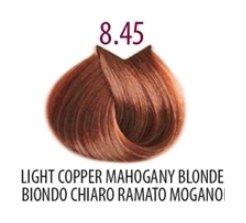 Тон 8.45 Светлый блондин медный (красное дерево)  FarmaVita