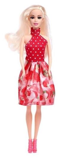 Кукла-модель «Сара» в платье NNB