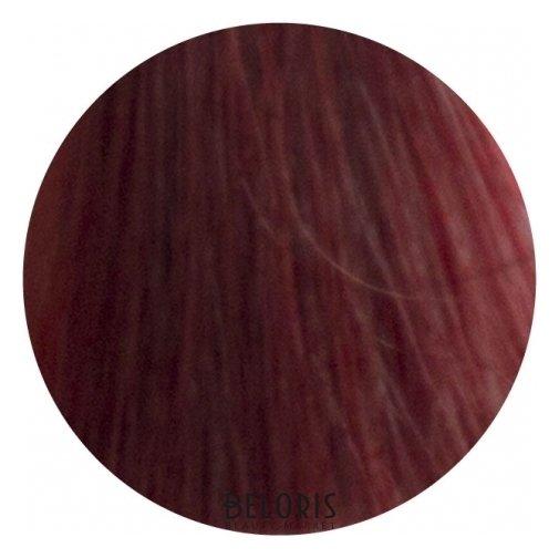 Купить Краска для волос FarmaVita, Стойкая крем-краска без аммиака Bio Life Color , Италия, Тон 6.66 Темный блондин насыщенно красный