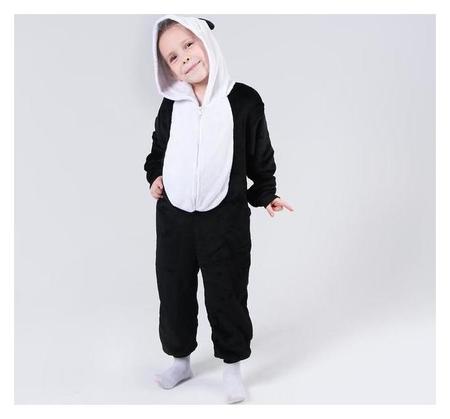 Кигуруми панда закрытые глазки рост 140 Страна Карнавалия