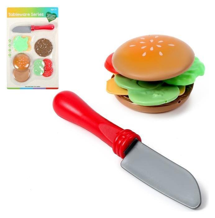Набор продуктов «Гамбургер»  NNB