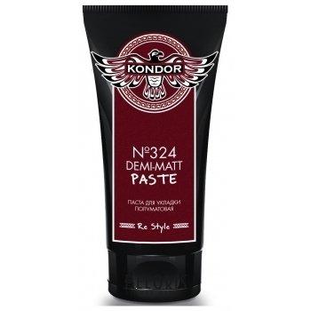 Паста полуматовая для укладки волос Kondor