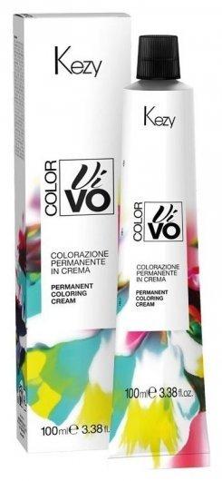 """Перманентная крем-краска для волос """"Color Vivo""""  Kezy"""