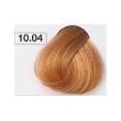 """Перманентная крем-краска для волос """"Color Vivo"""" Тон 10.04 Экстра светлый блондин натуральный медный"""