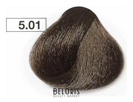 Купить Краска для волос Kezy, Перманентная крем-краска для волос Color Vivo , Италия, Тон 5.01 Светлый брюнет натуральный пепельный
