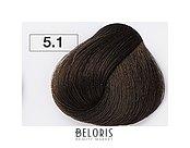Купить Краска для волос Kezy, Перманентная крем-краска для волос Color Vivo , Италия, Тон 5.1 Светлый шатен пепельный