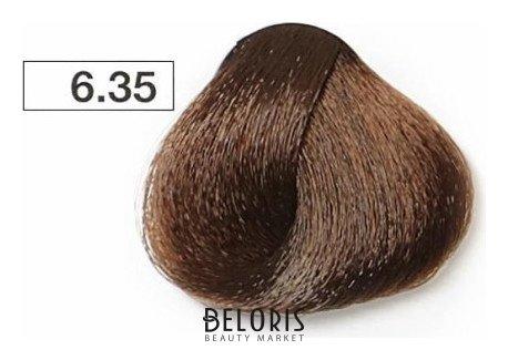 Купить Краска для волос Kezy, Перманентная крем-краска для волос Color Vivo , Италия, Тон 6.35 Темный блондин каштановый