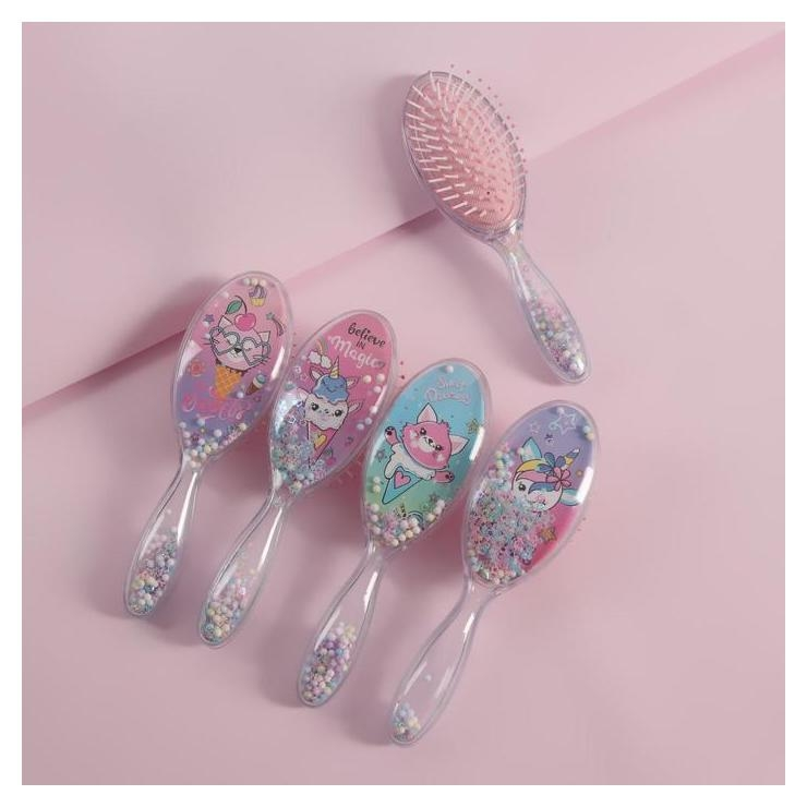Расчёска-шейкер «Ice Cream»  Queen Fair