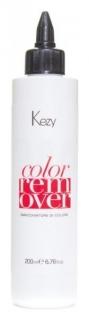 """Жидкость для удаления краски для волос с кожи """"Color Remover""""  Kezy"""