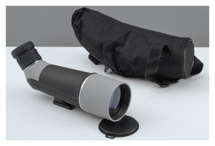 Телескоп настольный 20 кратного увеличения, серо-черный корпус  NNB