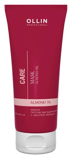 Маска для волос с маслом миндаля OLLIN Professional Care