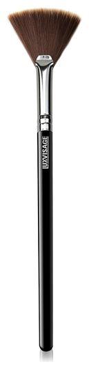 Веерная кисть для хайлайтера №10 Luxvisage