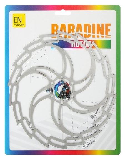 Ротор тормоза Baradine Db-05, 203 мм, облегчённый  Baradine