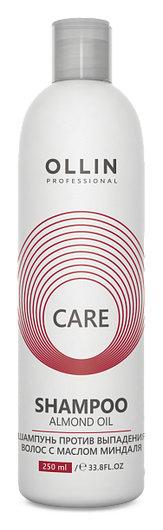 Шампунь для волос с маслом миндаля  OLLIN Professional