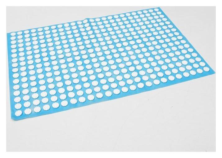 Аппликатор кузнецова, 384 колючки, спанбонд, голубой, 500*750 мм  ЭЛТИЗ