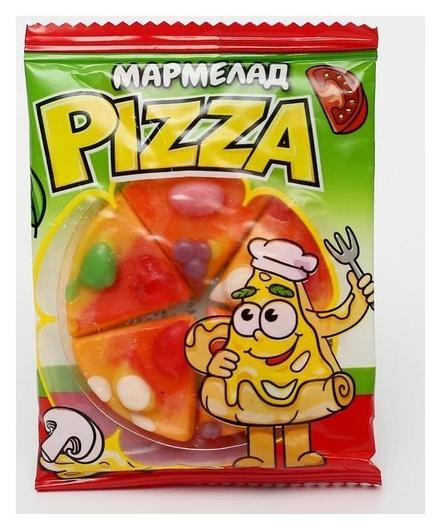 Мармелад жевательный Pizza, 18 г  NNB