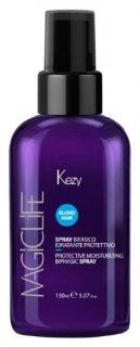 """Спрей двухфазный для увлажнения и защиты волос """"Protective spray""""  Kezy"""