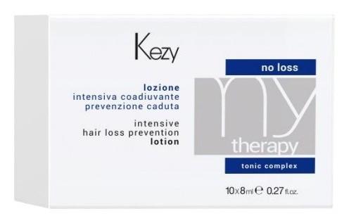 """Лосьон для профилактики выпадения волос интенсивный """"No loss lotion""""  Kezy"""