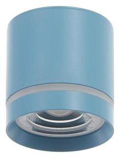 Светильник 86612/1 LED 7Вт 4000к синий 8,5х8,5х9 см  BayerLux