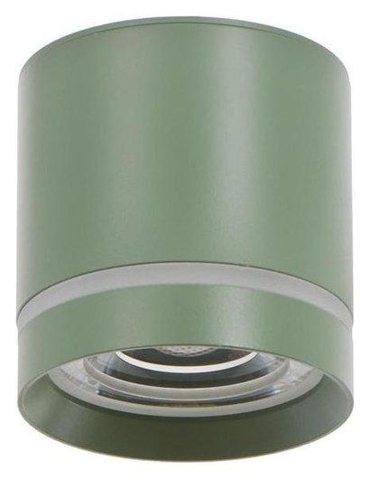 Светильник 86610/1 LED 7Вт 4000к зеленый 8,5х8,5х9 см  BayerLux